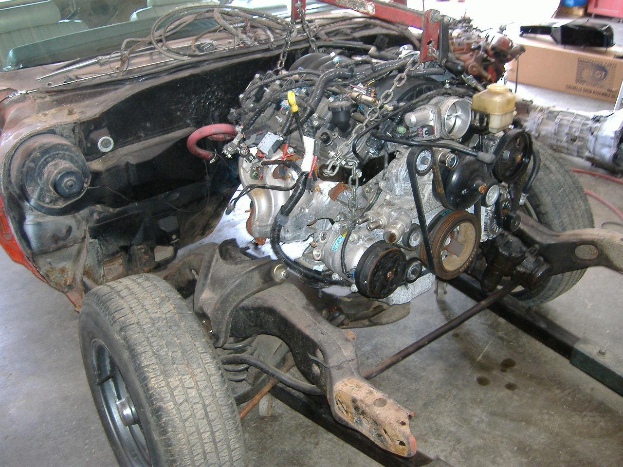 Engine Swap Wiring Harness