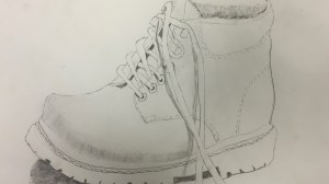 Contour Shoe Drawings