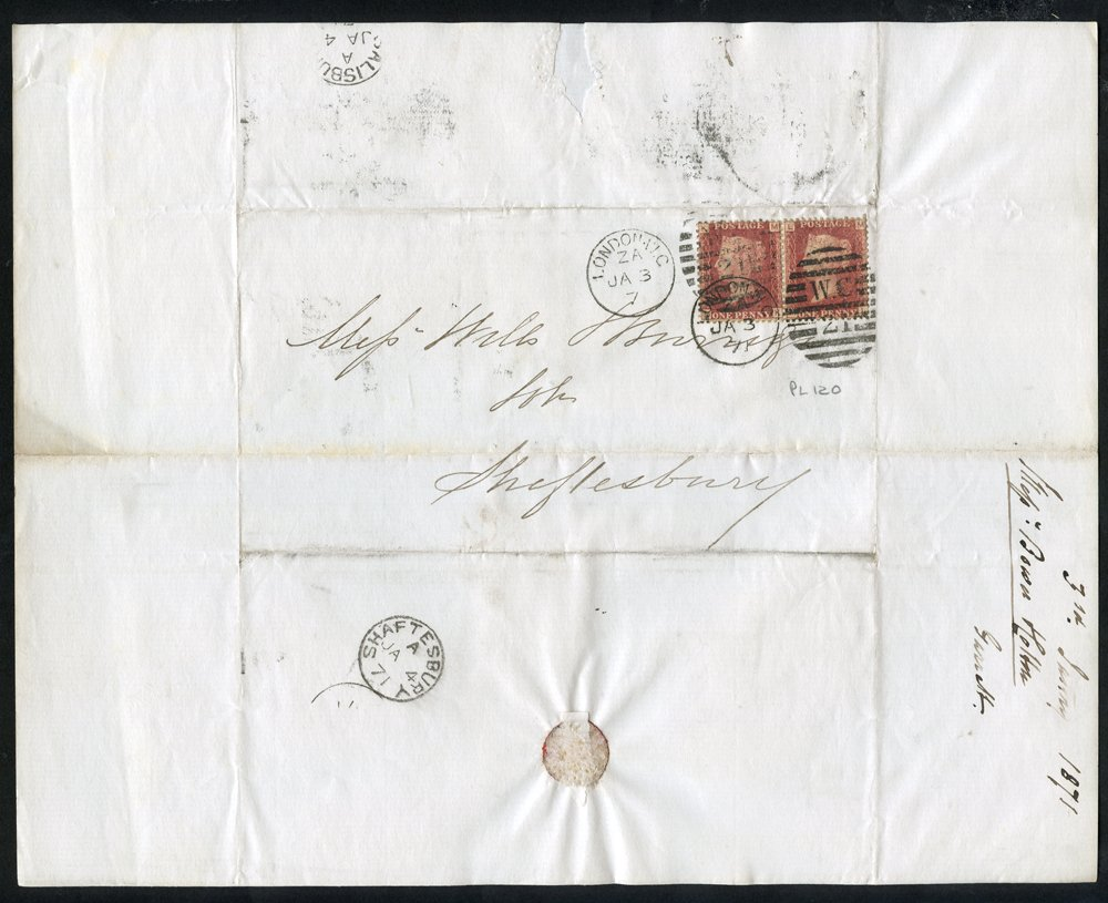 Stamp auctions by Corbitt Stamps. Stamp auction 150