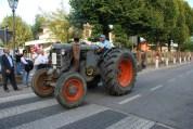 Sfilata trattori storici