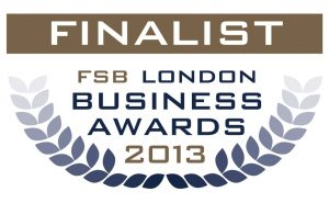 FSB London Awards Finalist Logo