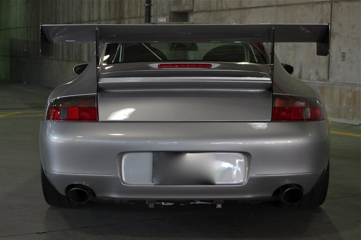 2000 Porsche 911 C2 996 Reduced CORCARS
