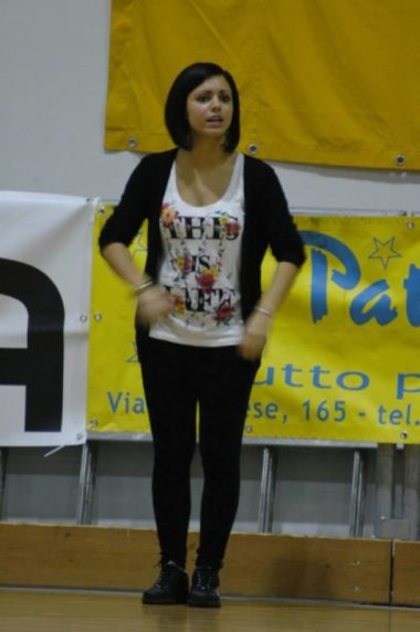 ASD Pattinaggio San Mariano: Chiara Merli, da atleta ad allenatrice 13