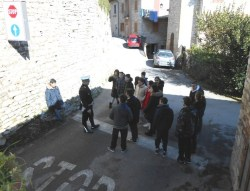 Scuola, a Corciano l'educazione stradale si fa per strada con i vigili docenti per un giorno 20