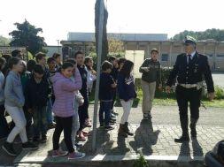 Scuola, a Corciano l'educazione stradale si fa per strada con i vigili docenti per un giorno 12