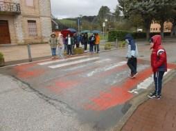 Scuola, a Corciano l'educazione stradale si fa per strada con i vigili docenti per un giorno 21