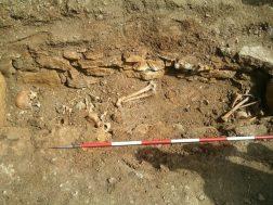 Ritrovata una tomba romana a Capocavallo, ecco le foto 4