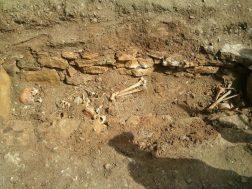Ritrovata una tomba romana a Capocavallo, ecco le foto 3