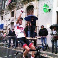 PAOLO BACCIO, SECOM FORNO PIOPPI FORTEBRACCIO - vincitore a Ragusa