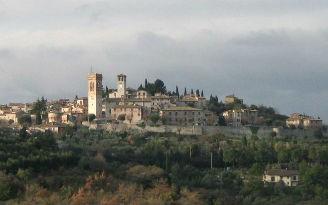 Il pentagramma in trasferta a Corciano