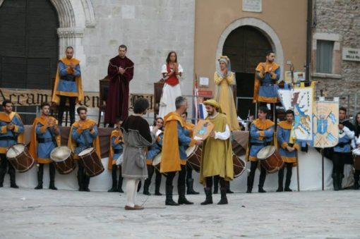 """I Tamburi di Coragino vincono la """"Disfida"""", Corciano esulta 6"""