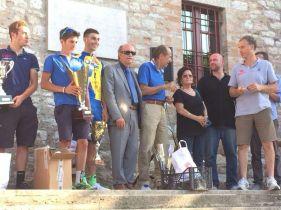 Ciclismo, disputata la Coppa Città di Corciano - 1° Memorial Sestilio Pioppi 2