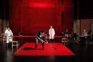 Peter Brook teatro cucinelli The Valley of Astonishment eventiecultura solomeo