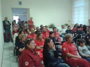 Inaugurato lo sportello d'ascolto della Croce Rossa di Corciano 2
