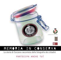 memoria in conserva