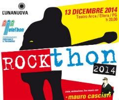 ellera musica Rockthon telethon ellera-chiugiana