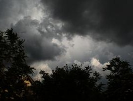 maltempo nubi