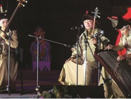 musica mongolia