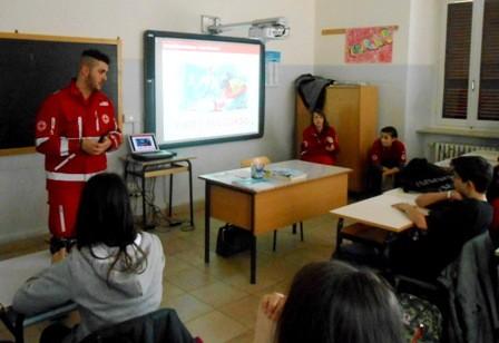 Lezioni di primo soccorso nelle scuole corcianesi 5