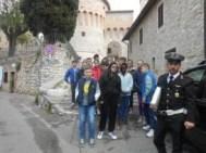Gli agenti della Municipale salgono in cattedra alla Bonfigli 4