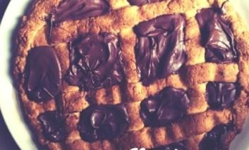 Crostata cremosa alla Nutella