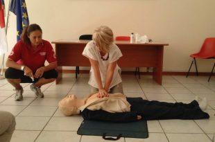 Gli insegnanti della Bonfigli oggi sono più preparati per le emergenze sanitarie 4