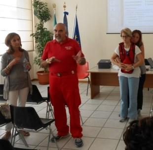 Gli insegnanti della Bonfigli oggi sono più preparati per le emergenze sanitarie 3