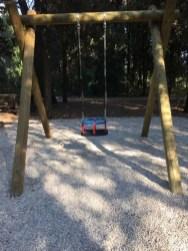 Rimesso a nuovo il parco giochi per bambini sul Colle della Trinità 5