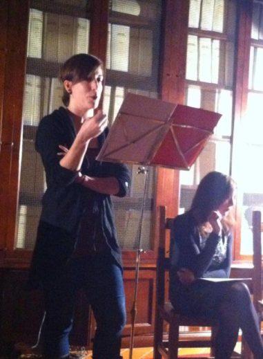 Fra versi e note musicali, si conclude con successo la Settimana della Poesia 5