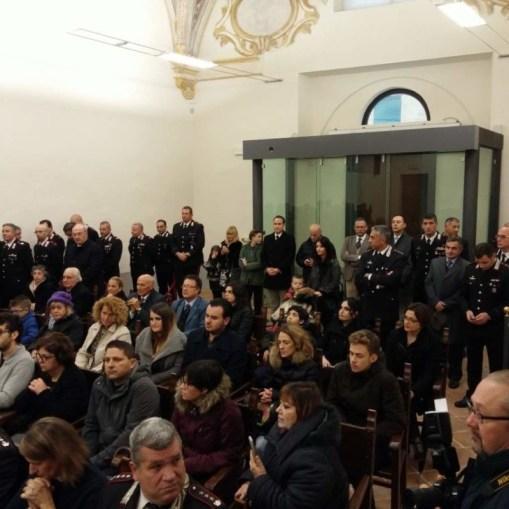 Encomio per i carabinieri di Corciano, la cerimonia nella festa della Virgo Fidelis 9