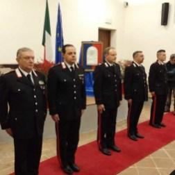 Encomio per i carabinieri di Corciano, la cerimonia nella festa della Virgo Fidelis 12