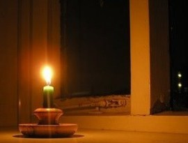 candle-in-a-window