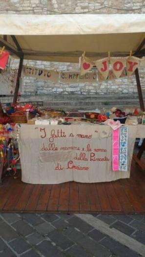 Natale: alla scuola primaria di Corciano laboratori per realizzare addobbi e lavoretti 9