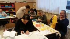 Natale: alla scuola primaria di Corciano laboratori per realizzare addobbi e lavoretti 4