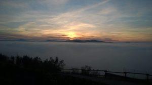 Umbria nella nebbia, anche Corciano 'immersa': da mercoledì invece si abbassano le temperature 5