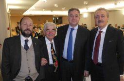 Il Credito Cooperativo Umbro saluta Antonio Marinelli durante la cena degli auguri 1