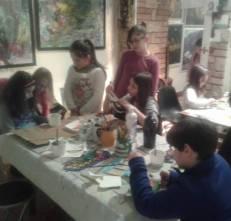 La Bottega del pittore compie un anno: il 20 febbraio si brinda al futuro 3