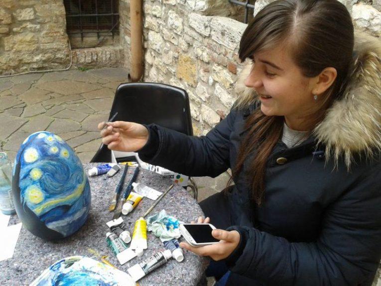 Un successo per 'Uovo d'artista', simbolo di vita e strumento di valorizzazione turistica 9