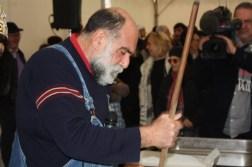 Mantignana, show di Giorgione alla rassegna della Torta di Pasqua. E si lavora per la DOP 4