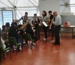 Gli studenti del Conservatorio di Perugia si esibiscono all'Istituto Benedetto Bonfigli 6