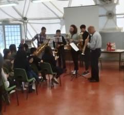 Gli studenti del Conservatorio di Perugia si esibiscono all'Istituto Benedetto Bonfigli 3