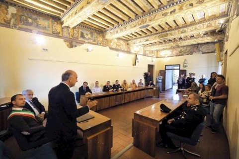 Uniti contro le infiltrazioni mafiose: firmato a Corciano il patto per la sicurezza 7