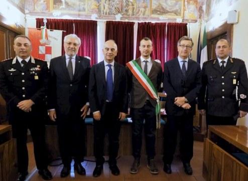 Uniti contro le infiltrazioni mafiose: firmato a Corciano il patto per la sicurezza 12
