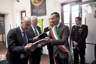Uniti contro le infiltrazioni mafiose: firmato a Corciano il patto per la sicurezza 13