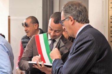 Uniti contro le infiltrazioni mafiose: firmato a Corciano il patto per la sicurezza 14