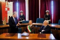 Uniti contro le infiltrazioni mafiose: firmato a Corciano il patto per la sicurezza 8