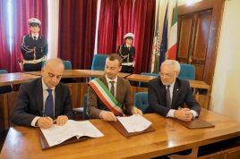 Uniti contro le infiltrazioni mafiose: firmato a Corciano il patto per la sicurezza 10