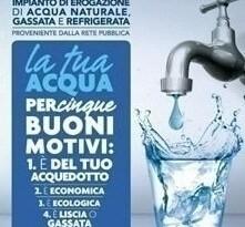 acqua acqua pubblica erogatore fontanella progetto fontanelle risparmio corciano-centro ellera-chiugiana glocal