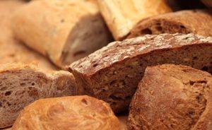 pane mensa cibo