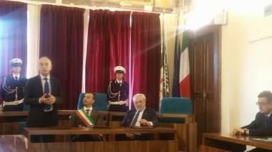 Uniti contro le infiltrazioni mafiose: firmato a Corciano il patto per la sicurezza 2
